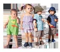 Детская одежда оптом в Темрюке
